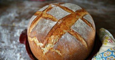 Хлеб на пиве без дрожжей
