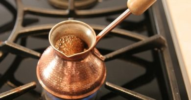 Кофе рецепт приготовления в турке