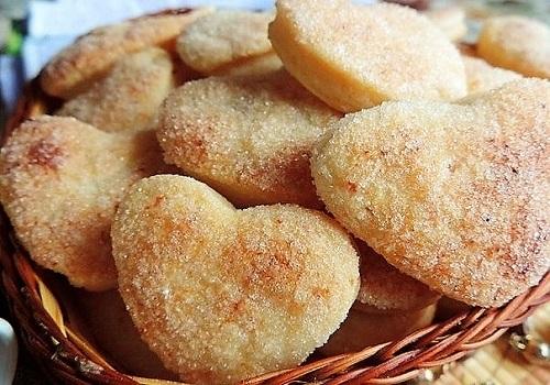 Творожное печенье Слойка