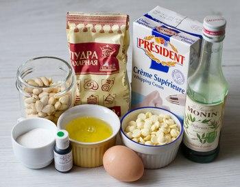 рецепт печенье макаронс