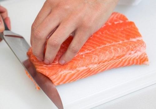 Как правильно разделывать лосося на филе