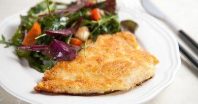 Куриное филе в сырной панировке рецепт с фото пошагово