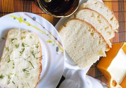 Белый домашний хлеб в духовке