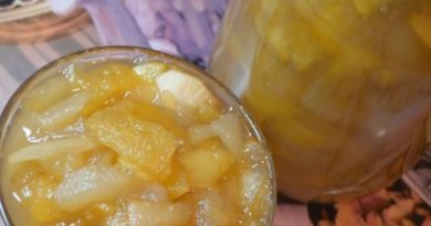 Грушево-яблочное варенье с апельсином