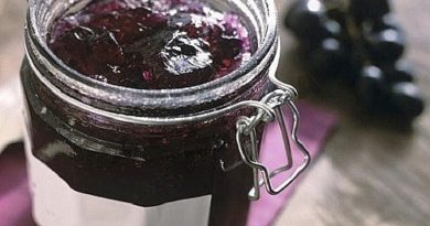 Варенье из винограда с косточками на зиму