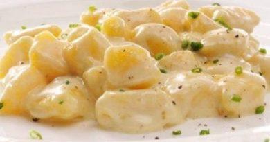 Ньокки картофельные классический рецепт
