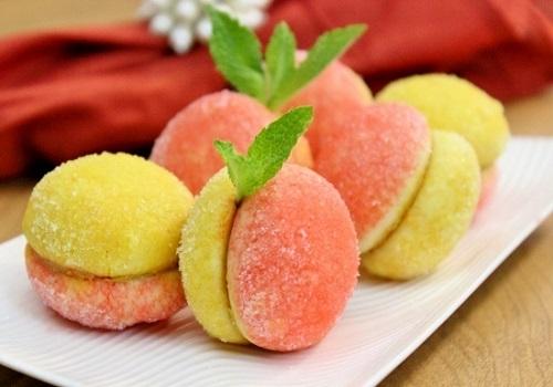 Пирожное «Персик» вкус из детства