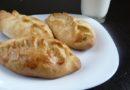 Пирожки с пекинской капустой на дрожжах