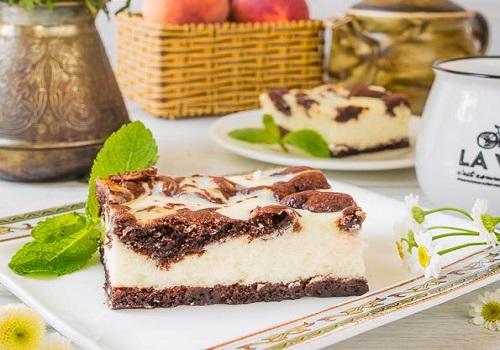 Творожный пирог «Рабыня Изаура»